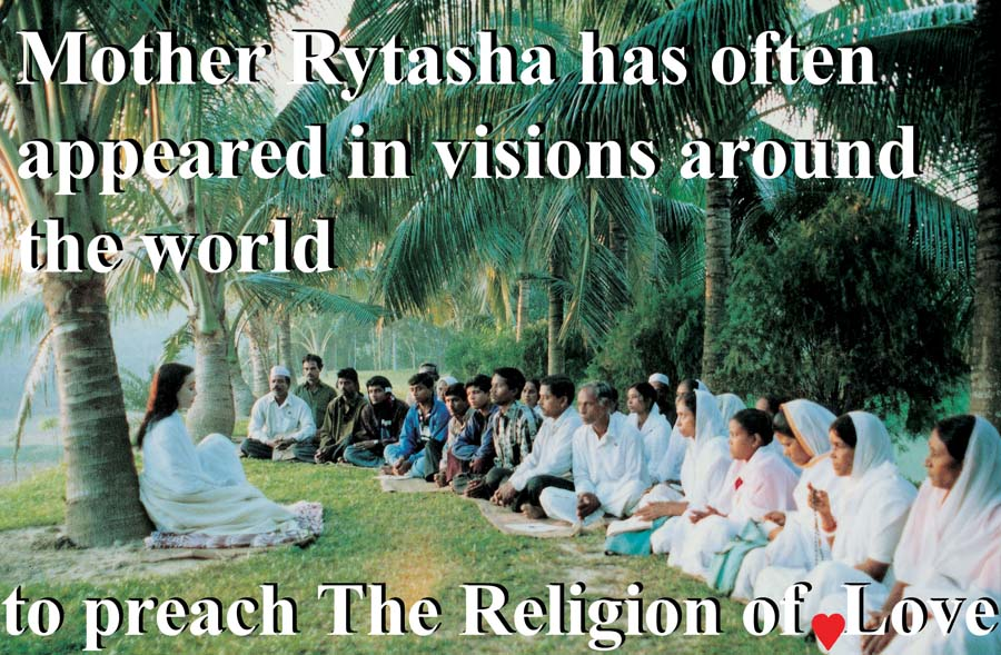 Mother Rytasha has often appeared in visions